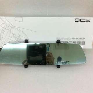 QCY Dual lens Dash cam