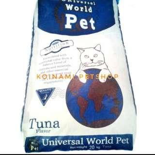 Universal tuna repack 500 gr / makanan kucing universal / cat food