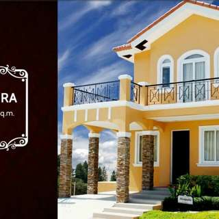 3bedrooms 3T&B Complete House and Lot Alessandra model Antel Grand Village Cavite