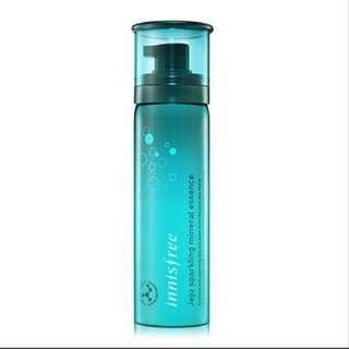Innisfree Jeju Sparkling Mineral Essence x70g