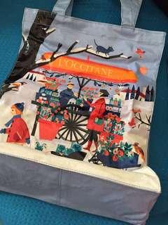 L'Occitane Shopping bag 購物袋