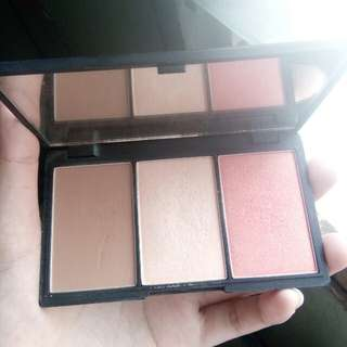 Sleek Face Form Contour & Blush palette