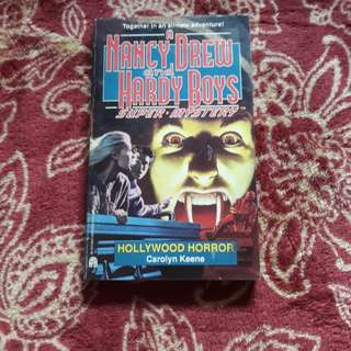 Nancy Drew & Hardy Boys Super  Mystery
