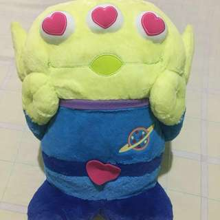 Big Plush/Toys Story/Three-Eyed Alien