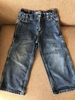 Authentic Oshkosh B'gosh Jeans (Carpenter Cut) for Boys/Girls