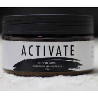 ACTIVATED AND BAMBOO CHARCOAL