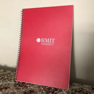 RMIT University Notebook