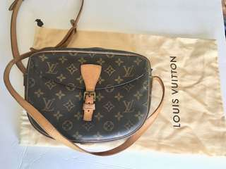 AUTH Louis Vuitton Jeune Fille