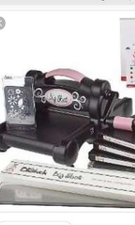 Big Shot Diecut Machine - SIZZIX