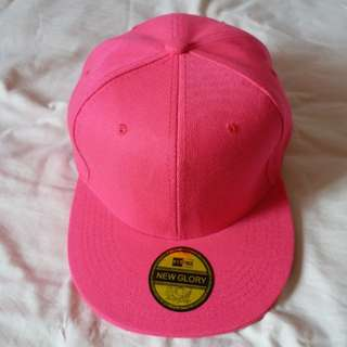 No. 19 New Pink Hat