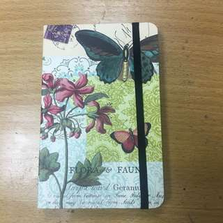 Cavallini Small Notebook
