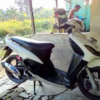 Yamaha mio sporti