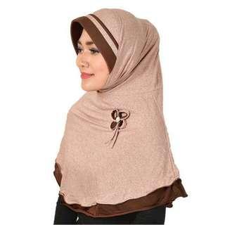 Jilbab Instan Wanita HDN 866