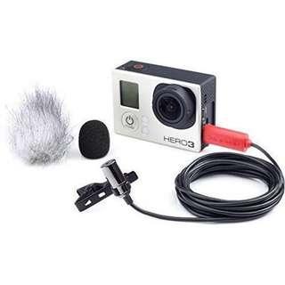 Saramonic USB Lavalier Microphone for GoPro SR-GMX1