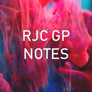 RJC GP Notes