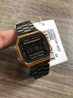 100% ORIGINAL VINTAGE (Gold, Black Gold, Rose Gold)