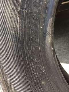 Yokohama tires 185/70 r14