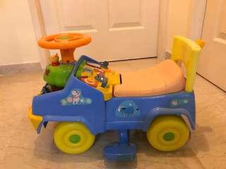 Disney Toddler car