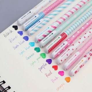 On hand sale!!  More stocks Happy Day Gel Pens available