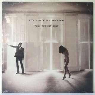 Nick Cave & The Bad Seeds – Push The Sky Away (2013 USA Original - SEALED - MINT)