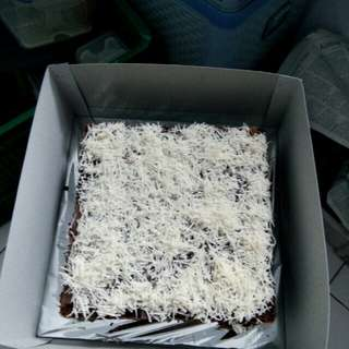 Preloved Kue Brownies Coklat Keju Yummy Home Made Dijamin Nagih