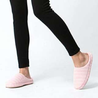 條紋室內拖鞋#換物