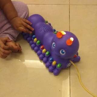 Leapfrog abc Caterpillar