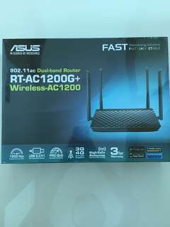 Asus Router RT-AC1200 G +