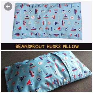 Beansprout Husks Pillow - for Babies / Toddlers