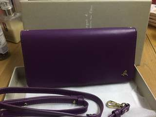 Agnes b purse crossbody