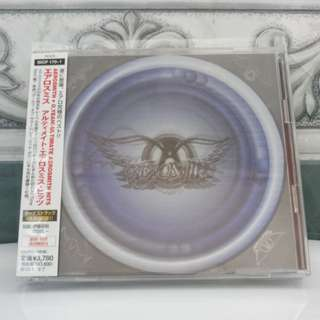 CD Japan Aerosmith - O Yeah Ultimate Hits