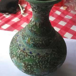 Chinese Old Bronze Vase