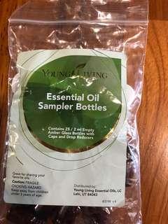 Essential Oil Sampler Bottles