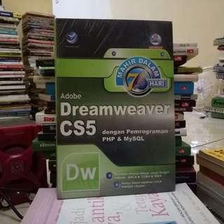 Adobe Dreamweaver CS5 Dengan Pemrograman PHP & MySQL