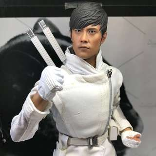 Hot toys Storm Shadow G.I. Joe