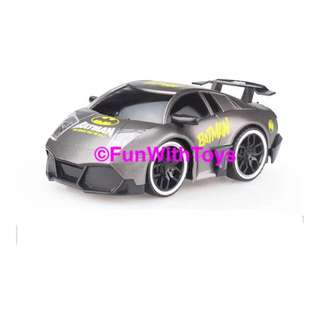 Batman Remote Control Car