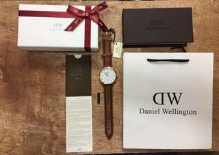 Daniel Wellington ( 100% ORIGINAL )