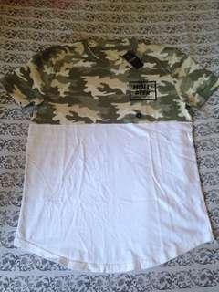Hollister shirt for men