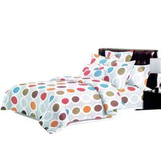 Markdown Sale King Size 4in1 Cotton Bedding Set  72x75 inch