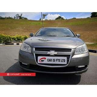 Chevrolet Epica 2.0A