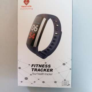 New Fitness Health Tracker