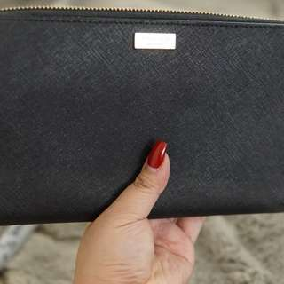Kate Spade Clutch / Wallet - black