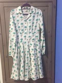 Nicobar Shirt Dress/ Long Blouse