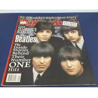 Rolling Stones The Beatles Cover