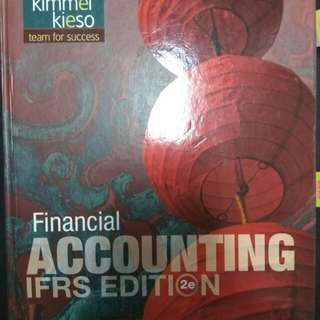 Financial Accounting IFRS 2nd Edition Murah Original
