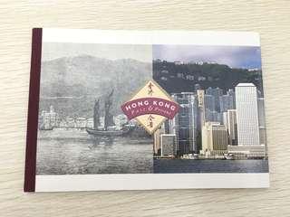 【香港郵票】香港今昔