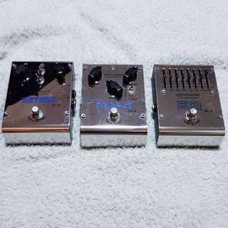 Biyang Guitar Pedals
