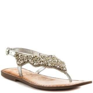 Naughty Monkey sandals size 8.5