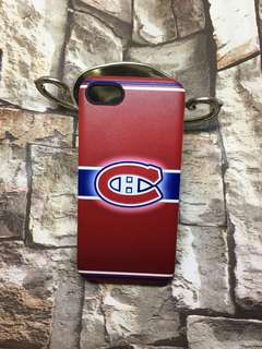 Canadian hockey iPhone case 7/8