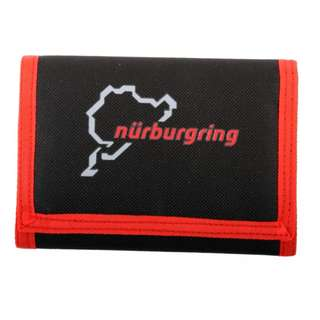 Nurburgring Circuit Canvass Wallet 14x10 cm
